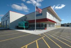 Washtenaw County Road Commission Northeast Service Center