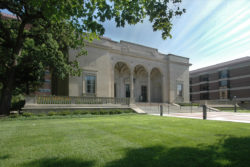 University of Michigan Clements Library facade