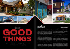 Construction in Focus magazine article